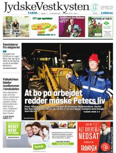 JydskeVestkysten Varde – 22. december 2018