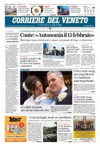 Corriere del Veneto Venezia e Mestre – 22 dicembre 2018