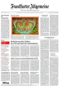 Frankfurter Allgemeine Zeitung F.A.Z. - 20. Januar 2018