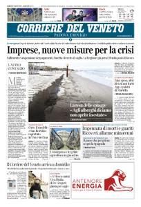 Corriere del Veneto Padova e Rovigo – 27 marzo 2020