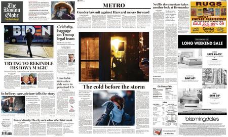 The Boston Globe – January 18, 2020