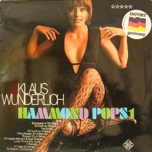 Klaus Wunderlich - Hammond Pops 1 (1967)