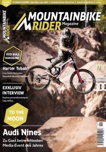 Mountainbike Rider – November 2018