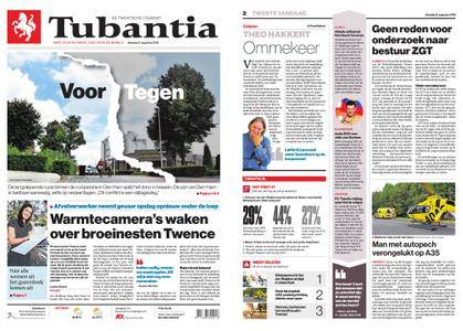 Tubantia - Enschede – 21 augustus 2018