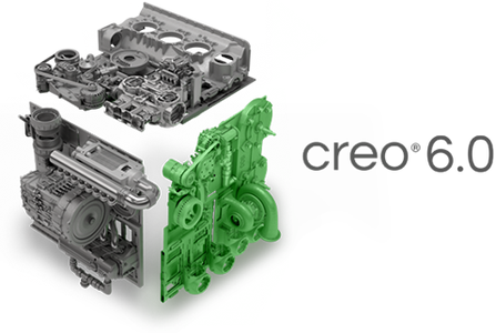PTC Creo 6.0.1.0 with HelpCenter Multilingual
