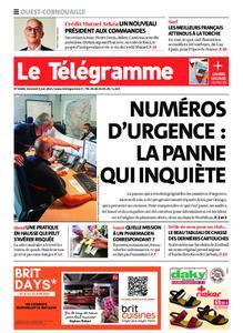 Le Télégramme Ouest Cornouaille – 04 juin 2021