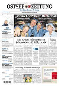Ostsee Zeitung Wolgast - 20. November 2017