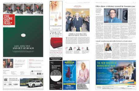 The Globe and Mail – July 13, 2019