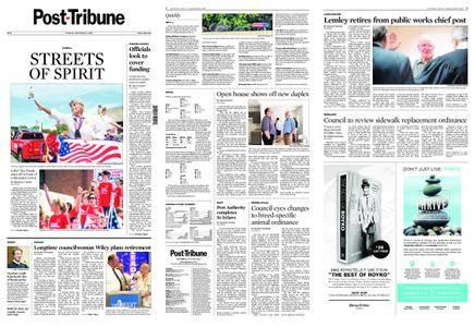 Post-Tribune – September 04, 2018