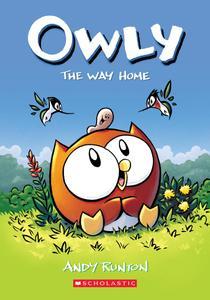 Owly 01-The Way Home 2020 digital OGN Hourman