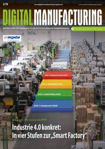 Digital Manufacturing - April 2016