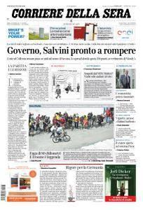 Corriere della Sera - 26 Maggio 2018