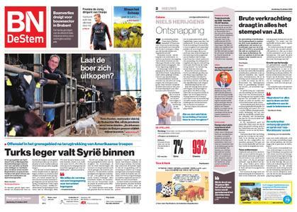 BN DeStem - Bergen op Zoom – 10 oktober 2019