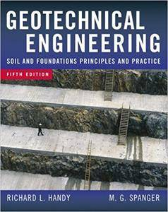 Geotechnical Engineering: Soil and Foundation Principles and Practice, 5th Ed. (Repost) / AvaxHome