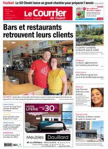 Le Courrier de l'Ouest Cholet – 02 juin 2020