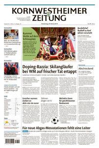 Kornwestheimer Zeitung - 28. Februar 2019