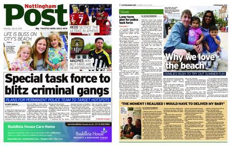 Nottingham Post – July 15, 2019