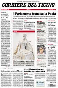 Corriere del Ticino - 13 Maggio 2017