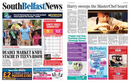 South Belfast News – August 09, 2019