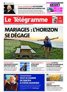 Le Télégramme Quimper – 05 mai 2021