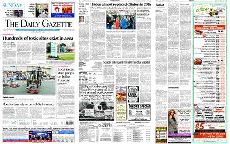 The Daily Gazette – November 05, 2017