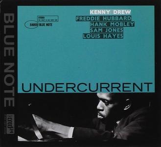 Kenny Drew - Undercurrent (1961) [XRCD24, Reissue 2011]