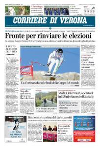 Corriere di Verona – 07 marzo 2020