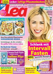 Lea Germany - 28 August 2019