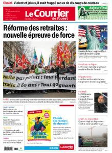 Le Courrier de l'Ouest Nord Anjou – 10 décembre 2019