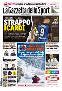 La Gazzetta dello Sport Roma – 01 marzo 2019