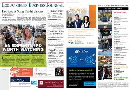 Los Angeles Business Journal – May 06, 2019