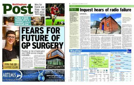 Nottingham Post – November 22, 2017