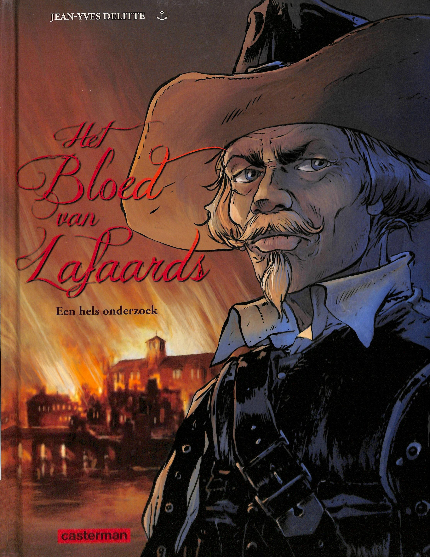 Het Bloed Van Lafaards - 04 - Een Hels Onderzoek
