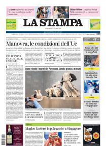 La Stampa Imperia e Sanremo - 22 Settembre 2019