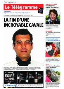 Le Télégramme Guingamp – 12 octobre 2019