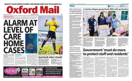 Oxford Mail – May 13, 2020