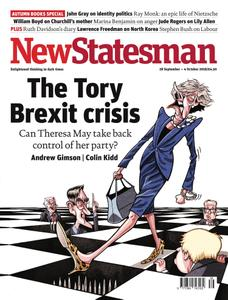 New Statesman - 28 September - 4 October 2018