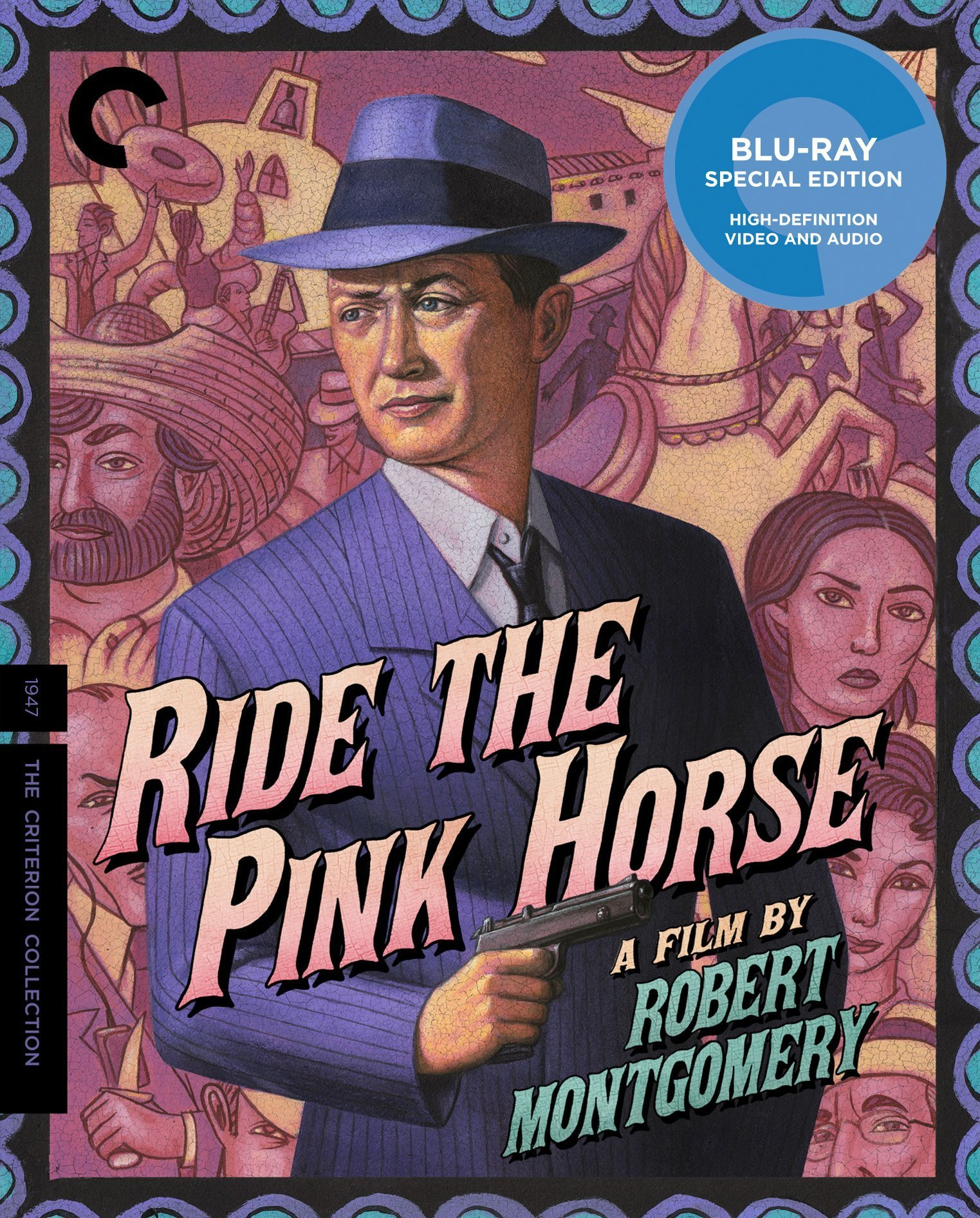 Ride the Pink Horse (1947) [The Criterion Collection]