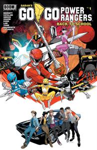 Sabans Go Go Power Rangers - Back to School 001 (2018) (Digital-Empire