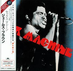 James Brown - Sex Machine (1970) {Universal Music Japan Mini LP UICY-9293 rel 2003}
