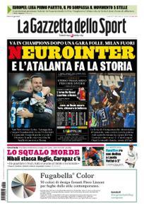 La Gazzetta dello Sport Roma – 27 maggio 2019