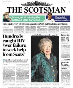 The Scotsman - 3 January 2020