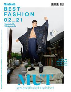 Men's Health Best Fashion - Februar 2021