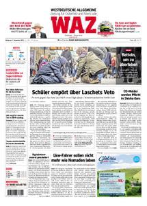 WAZ Westdeutsche Allgemeine Zeitung Oberhausen-Sterkrade - 05. Dezember 2018