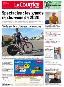 Le Courrier de l'Ouest Cholet – 03 janvier 2020