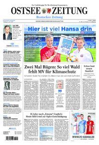 Ostsee Zeitung Rostock - 19. Juli 2019