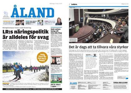 Ålandstidningen – 04 mars 2019