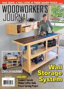 Woodworker's Journal - October 2019