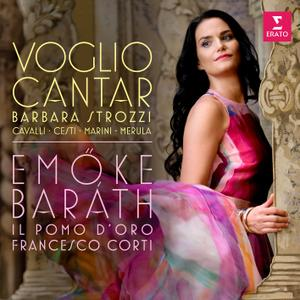 Emoke Baräth - Voglio cantar (2019) [Official Digital Download 24/88]