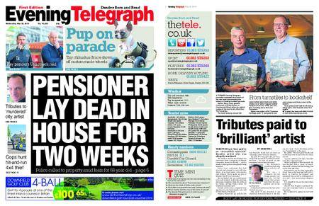 Evening Telegraph First Edition – May 30, 2018